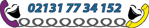 Telefonnummer 021317734152